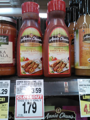 annie chuns closeout sweet and spicy sauce