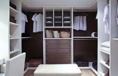 Formas de Organizar un Closet o Armario