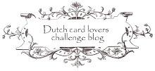 Dutch Card Lovers Challences