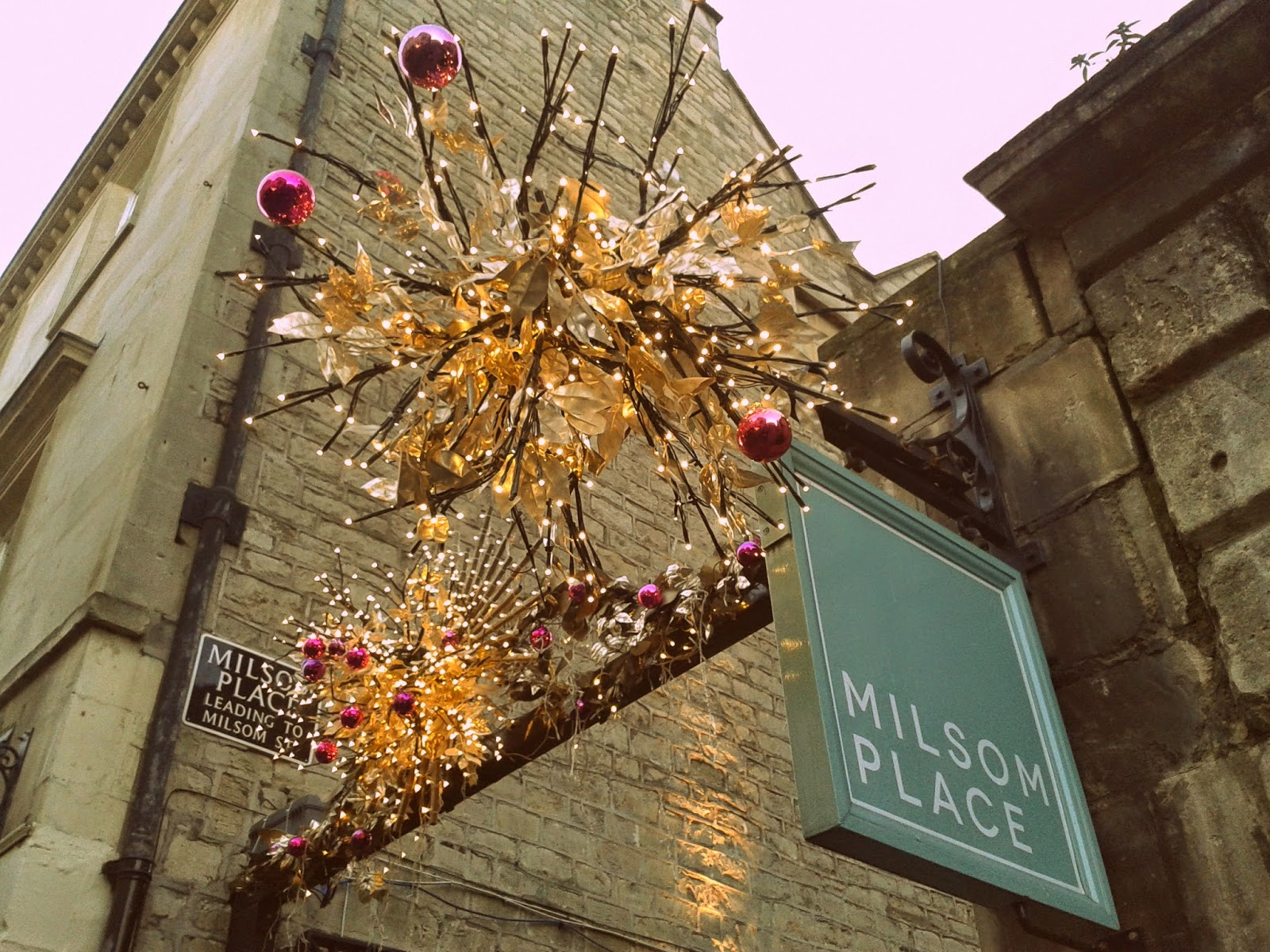 Project 365 day 347 - Christmas in Bath // 76sunflowers