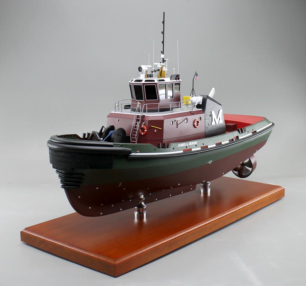 "42"" Tug Boat Model | SD Model Makers"