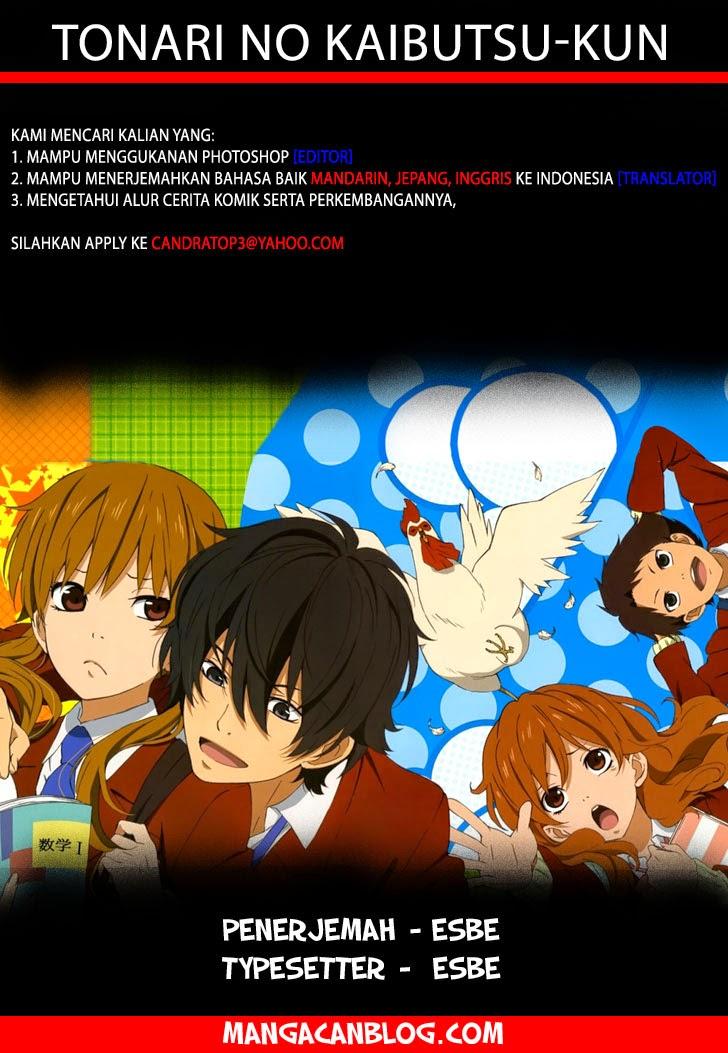 Dilarang COPAS - situs resmi www.mangacanblog.com - Komik tonari no kaibutsu kun 007 - Hal Tentang Yoshida 8 Indonesia tonari no kaibutsu kun 007 - Hal Tentang Yoshida Terbaru |Baca Manga Komik Indonesia|Mangacan