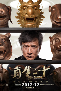 Chinese Zodiac – BRRip AVI e RMVB Legendado