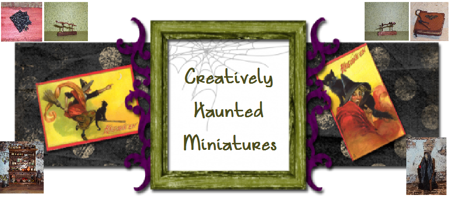 Creatively Haunted Miniatures