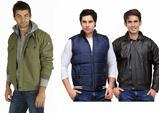 Upto 81% Off + Additional 15% Off on Men's Jackets & Combos at Indiatimes