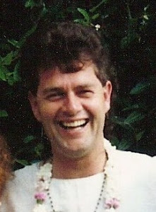 Ian's wedding day - 39 years