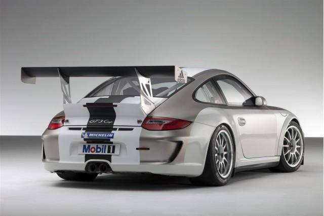 2012 Porsche 911 GT3 Cup