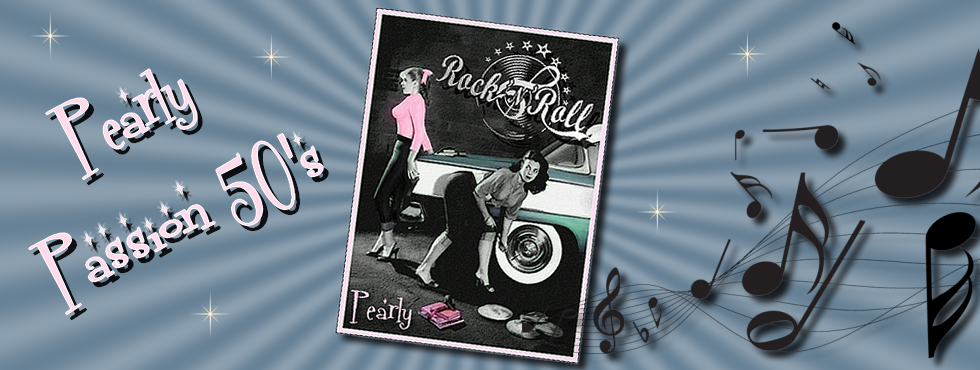 PEARLY PASSION 50's