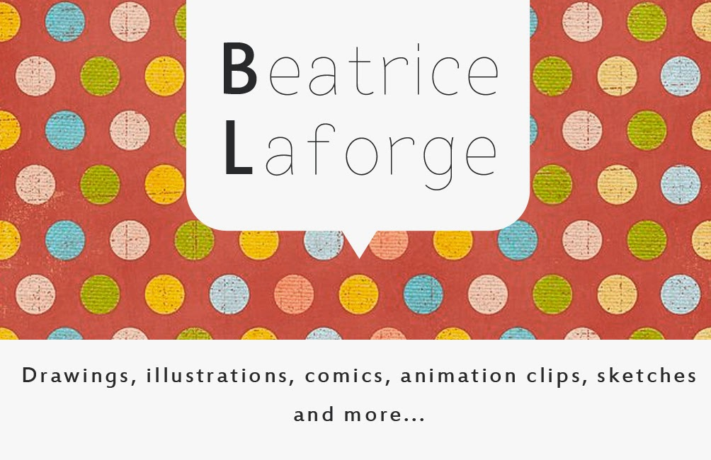 The Blogspot of Beatrice Laforge