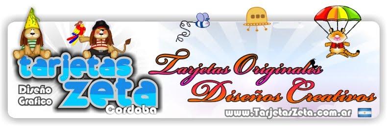 Tarjetas Zeta - Diseños originales y creativos tarjetas y souvenirs