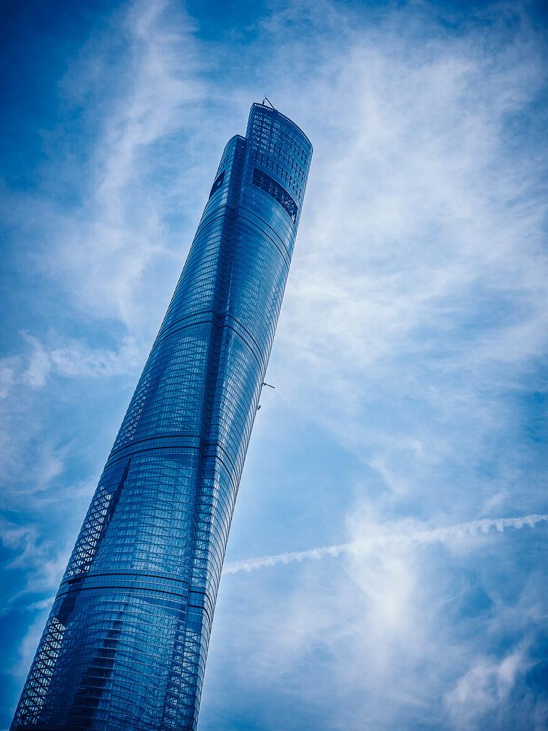1. The Shanghai Tower, China — 632 metres, 128 floors