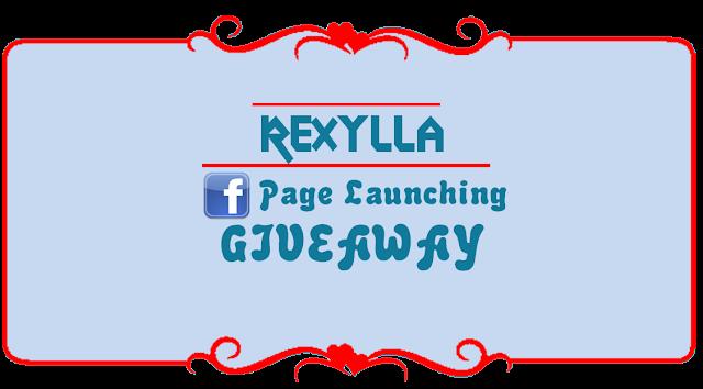 rexylla, rexylla blogshop, giveaway,
