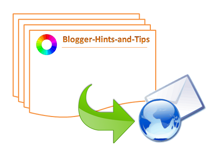 how to add follow widget on blogger
