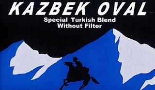 KAZBEK OVAL ( カズベック オーバル ) のパッケージ画像