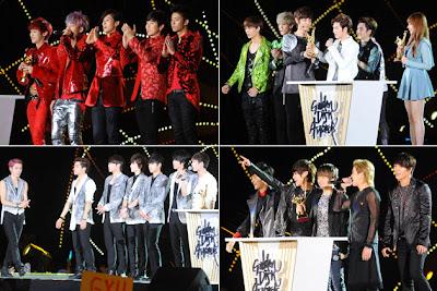 Apa, Kata, Pemenang, Bintang, K-Pop, GDA, Bahagian, Satu, Korea, Hiburan