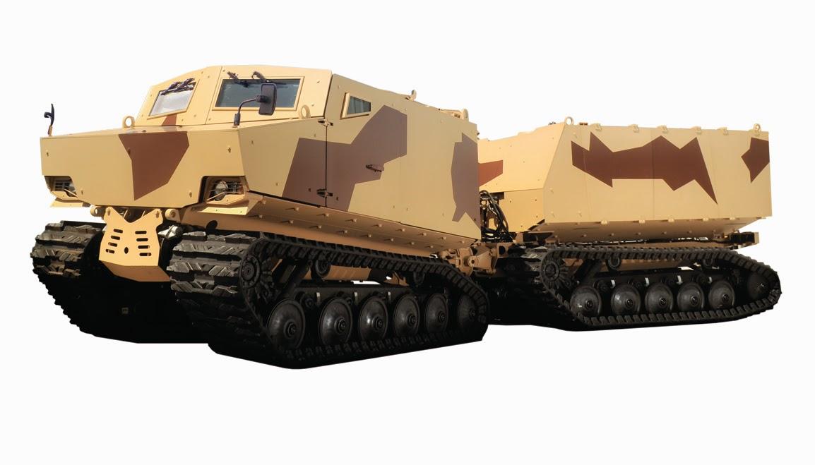 Vídeo: BRONCO New Gen – Veículo blindado todo terreno da ST Kinetics