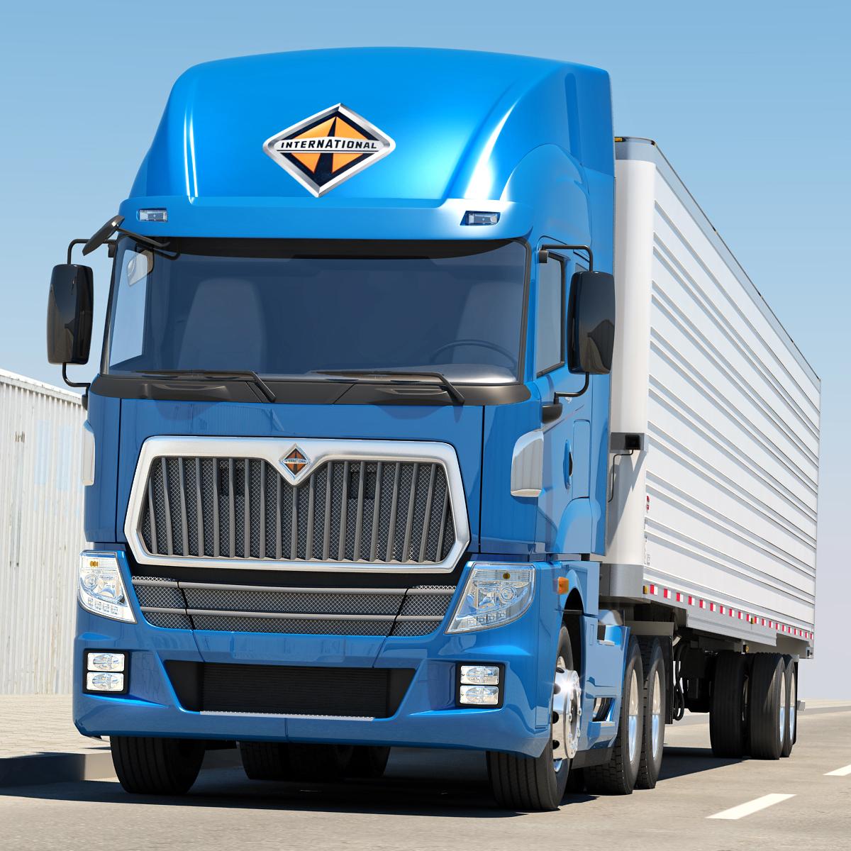 Dieciocho ruedas junio 2013 for Camiones ford interior