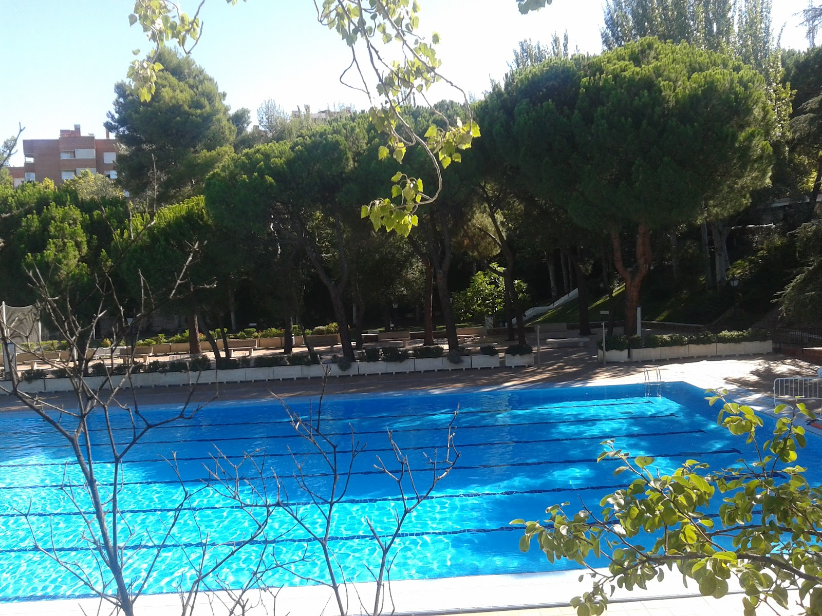 Nosolometro ltimo fin de semana de piscinas en madrid for Madrid piscinas municipales