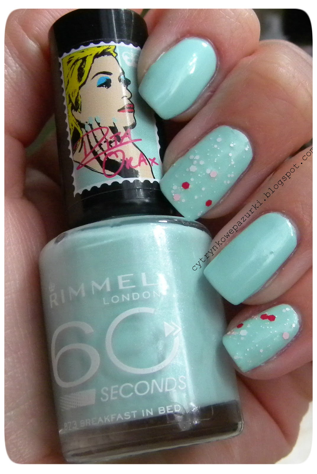 Rimmel 60 Seconds Rita Ora 873 Breakfast in bed
