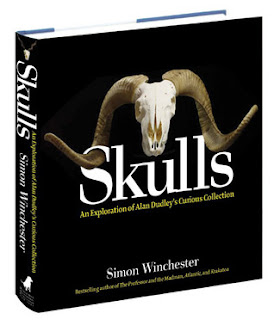book cover image of Skulls by Simon Winchester