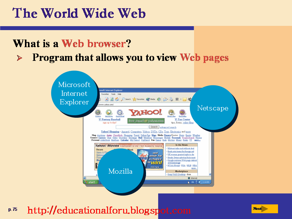 an introduction to the computer science and the world wide web Start studying cs8 chapter 6 - the internet and the world wide web learn vocabulary, terms, and more with flashcards, games, and other study tools.