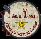 Tammy's Scrapin Corner Challenge #73