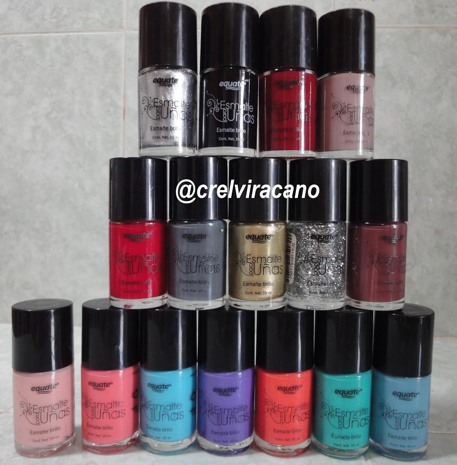 Consumiendo la Realidad: Mi colección de esmaltes de uñas