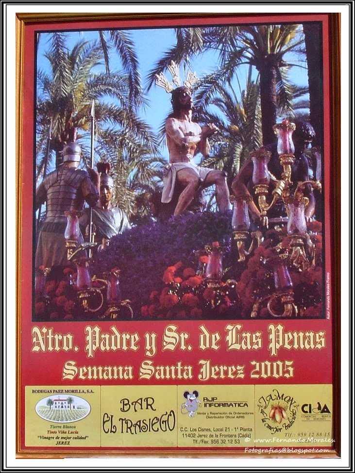 Cartel Semana Santa Jerez 2005