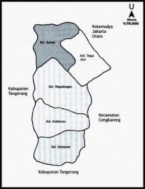 Alamat Kantor Kelurahan di Kecamatan Kalideres