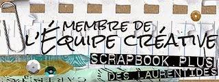 Scrapbook+ des Laurentides