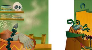 ilustraciones mama galla