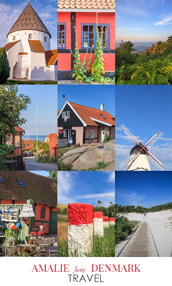 Amalie loves Denmark Bornholm