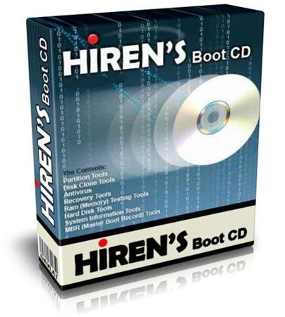 Hiren s BootCD Download - TechSpot