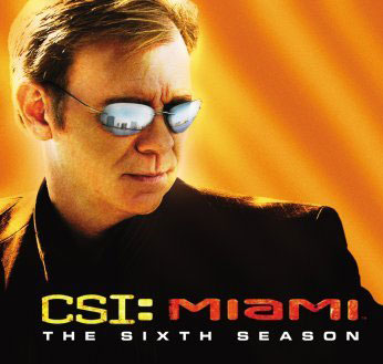 Fashion Bubble: TV for the Summer Horatio Caine Double Sunglasses