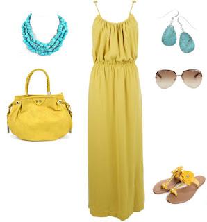 moda e accessori: yellow moods