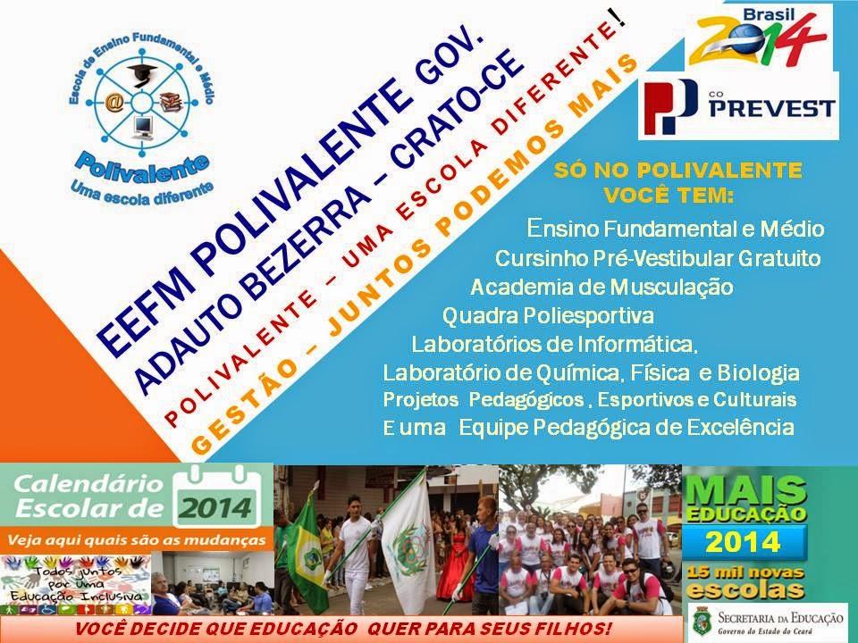 EEFM POLIVALENTE CRATO-CE