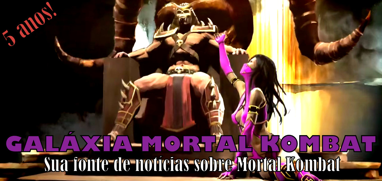 Galáxia Mortal Kombat