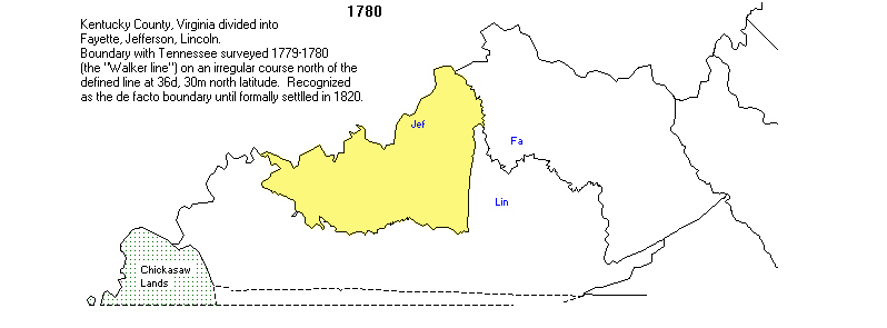 Ohio County Kentucky History THE FORMATION AND BOUNDARY CHANGES OF