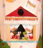 TEATRINO DELLE MARIONETTE INTERATTIVO