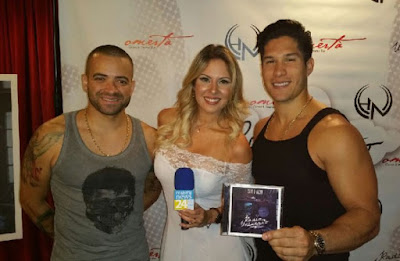 """Chino y Nacho presentan su nuevo álbum """"Radio Universo"""""""