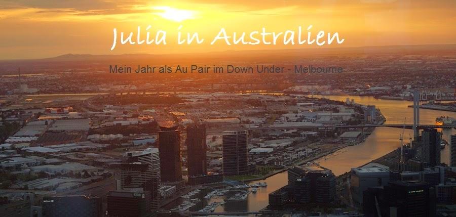 Julia in Australien
