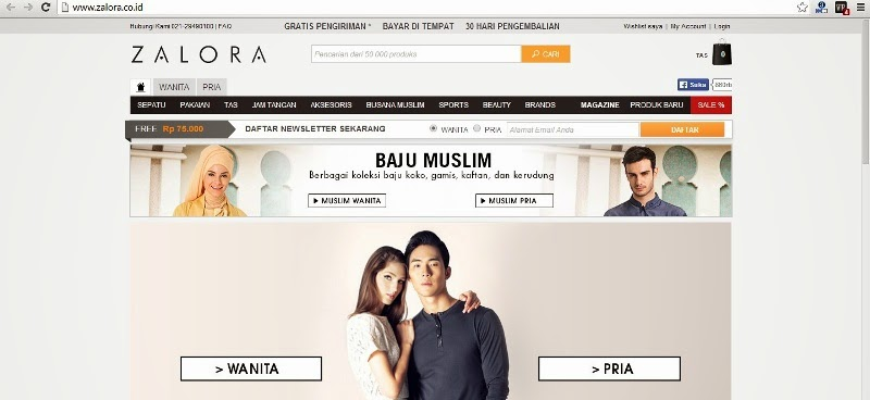 8 Tips Aman Belanja Online Shop