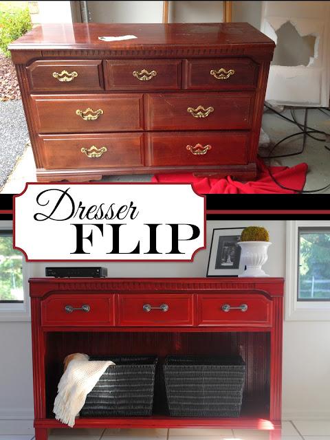 http://twoityourself.blogspot.com/2013/10/thrifted-dresser-to-tv.html