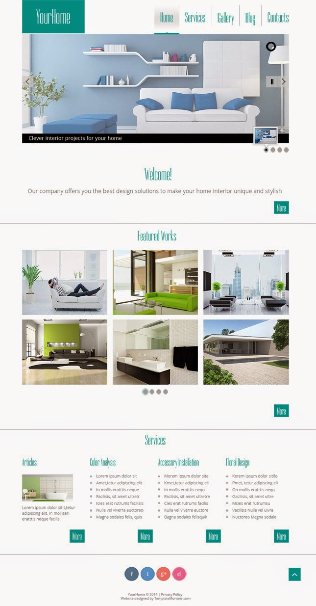 html and css website templates next design web html5 theme for interior site
