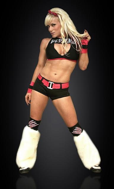 Taya Valkyrie-Triple AAA Lucha Libre