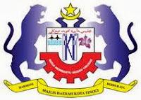Jawatan Kerja Kosong Majlis Daerah Kota Tinggi (MDKT) logo