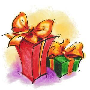 ... todos los regalos han sido enviados algunos los que salieron primero