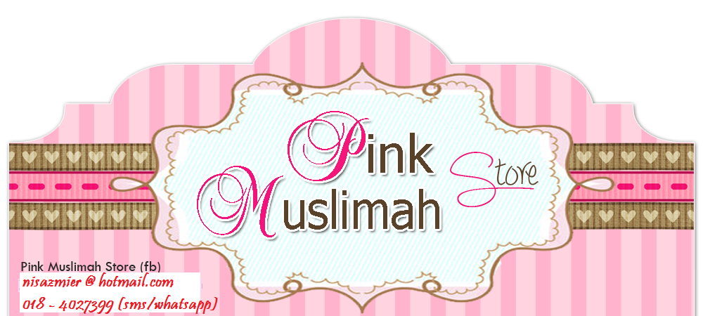 Pink Muslimah Store