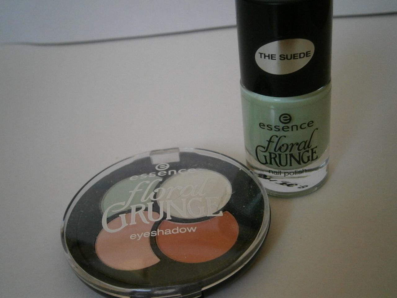 make up und beauty boxxx essence eyeshadow 01 aus der floral grunge le. Black Bedroom Furniture Sets. Home Design Ideas