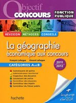 La gographie conomique aux concours